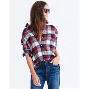 Madewell • Classic flannel